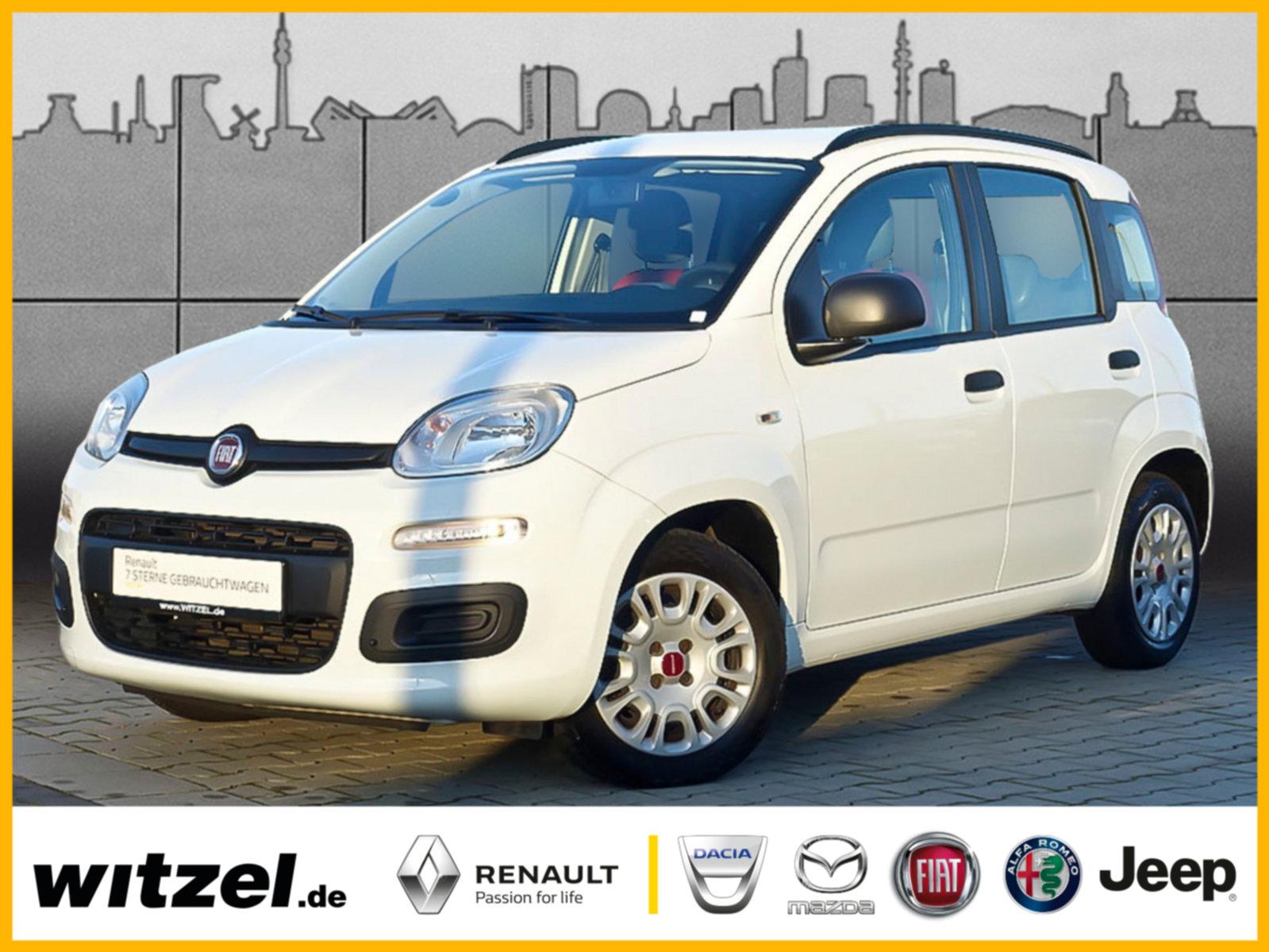 Fiat Panda 1,2 Allwetter KLIMA ZV eFH ESP, Jahr 2014, Benzin