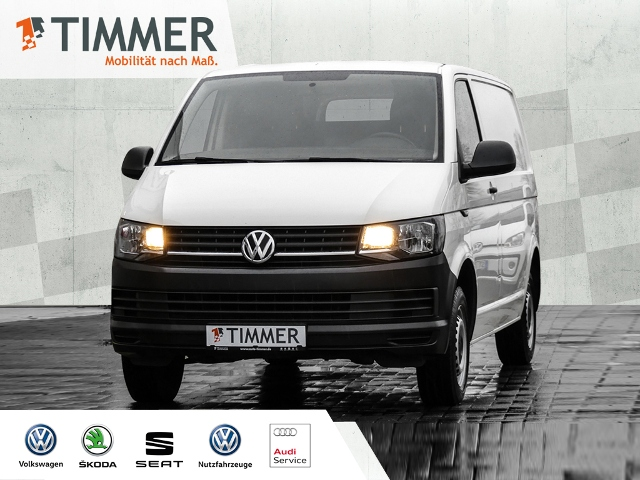 Volkswagen T6 2.0 TDi *Kasten *AHK *TEMPOM *KLIMA, Jahr 2016, Diesel
