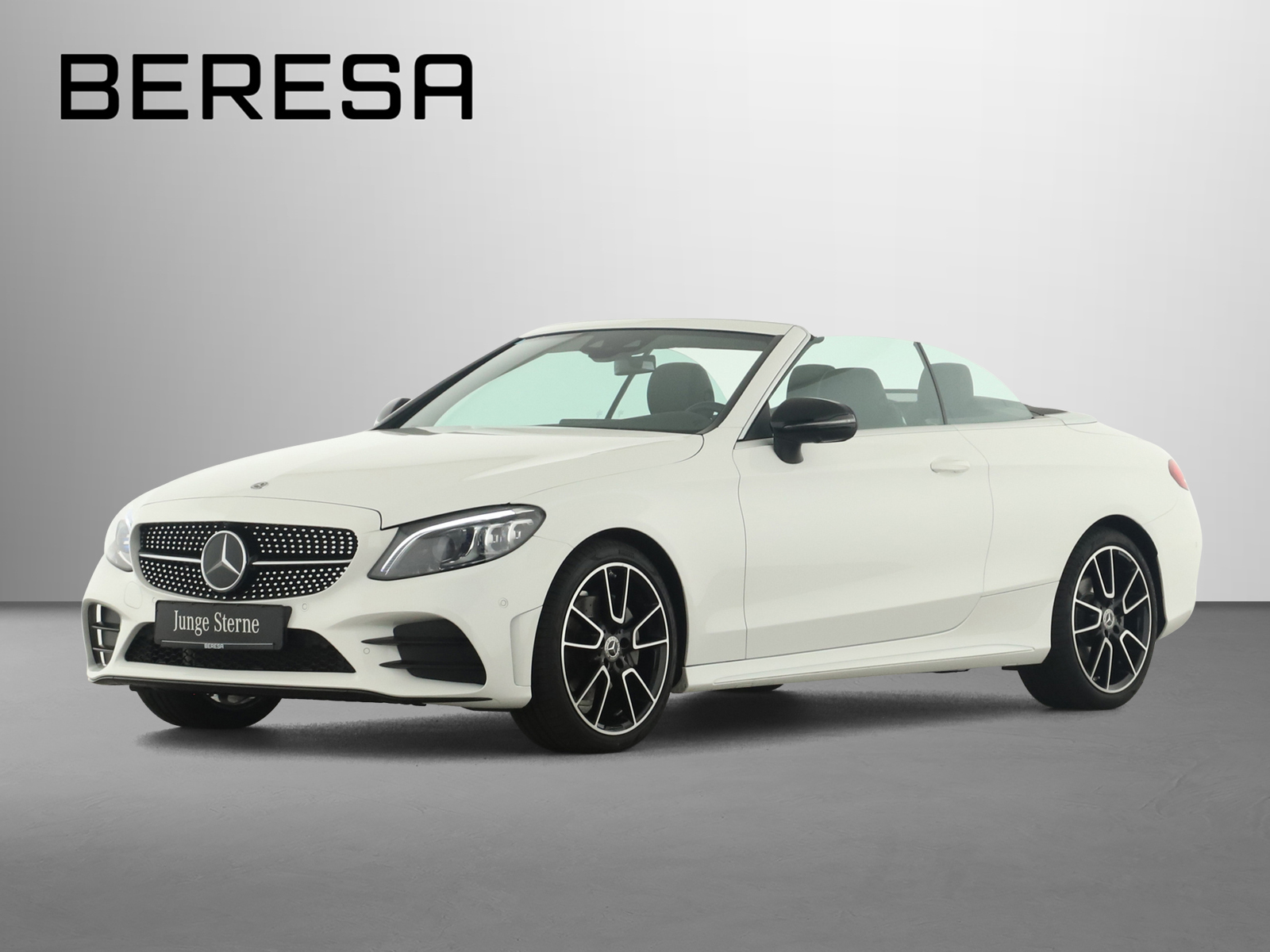 Mercedes-Benz C 220 d Cabriolet AMG Fahrassist. 360° Night LED, Jahr 2020, Diesel