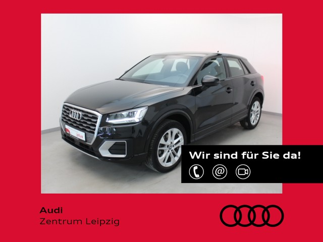 Audi Q2 1.4 TFSI sport *LED*Navi*Connect*, Jahr 2017, Benzin