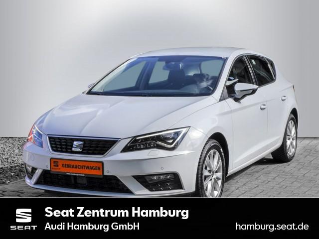 Seat Leon 1,5 TSI Style 6-Gang LED KLIMAAUT., Jahr 2019, Benzin