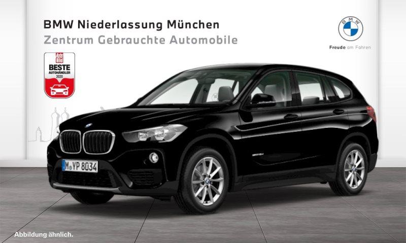BMW X1 sDrive18d Advantage Head-Up DAB RFK Alarm EURO 6, Jahr 2017, Diesel