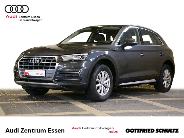 Audi Q5 2.0 TDI SPORT QUATTRO S-TRONIC NAV SHZ PDC FSE S TRONIC, Jahr 2018, Diesel