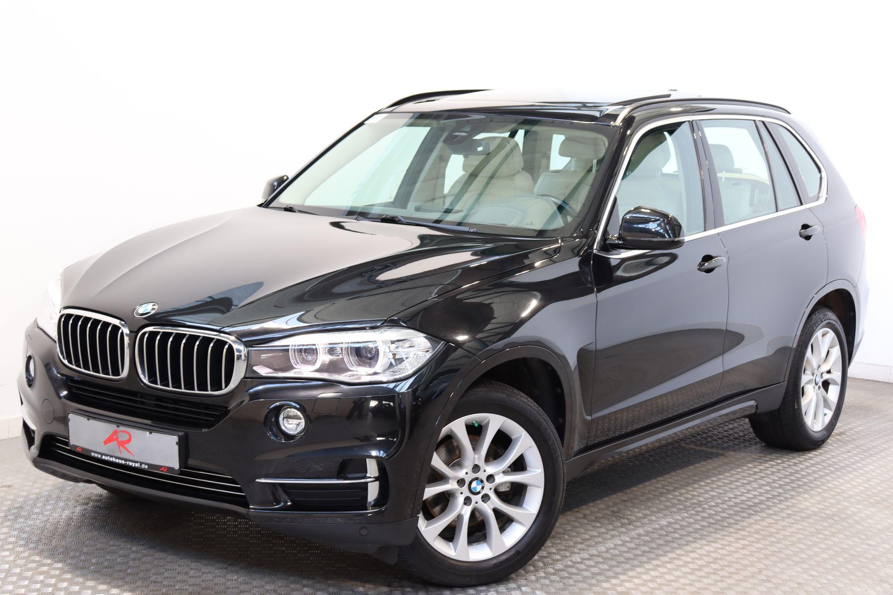 BMW X5 xDrive30d PURE EXCELLENCE 7 SITZE HEADUP,AHK, Jahr 2014, Diesel