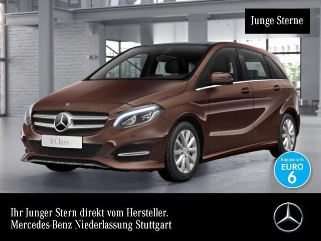 Mercedes-Benz B 220 CDI BE Style Pano Distr+ LED Kamera Navi, Jahr 2015, Diesel