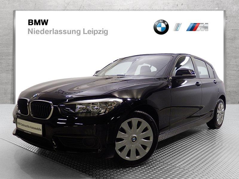 BMW 116i 5-Türer EURO6 USB, Jahr 2017, Benzin