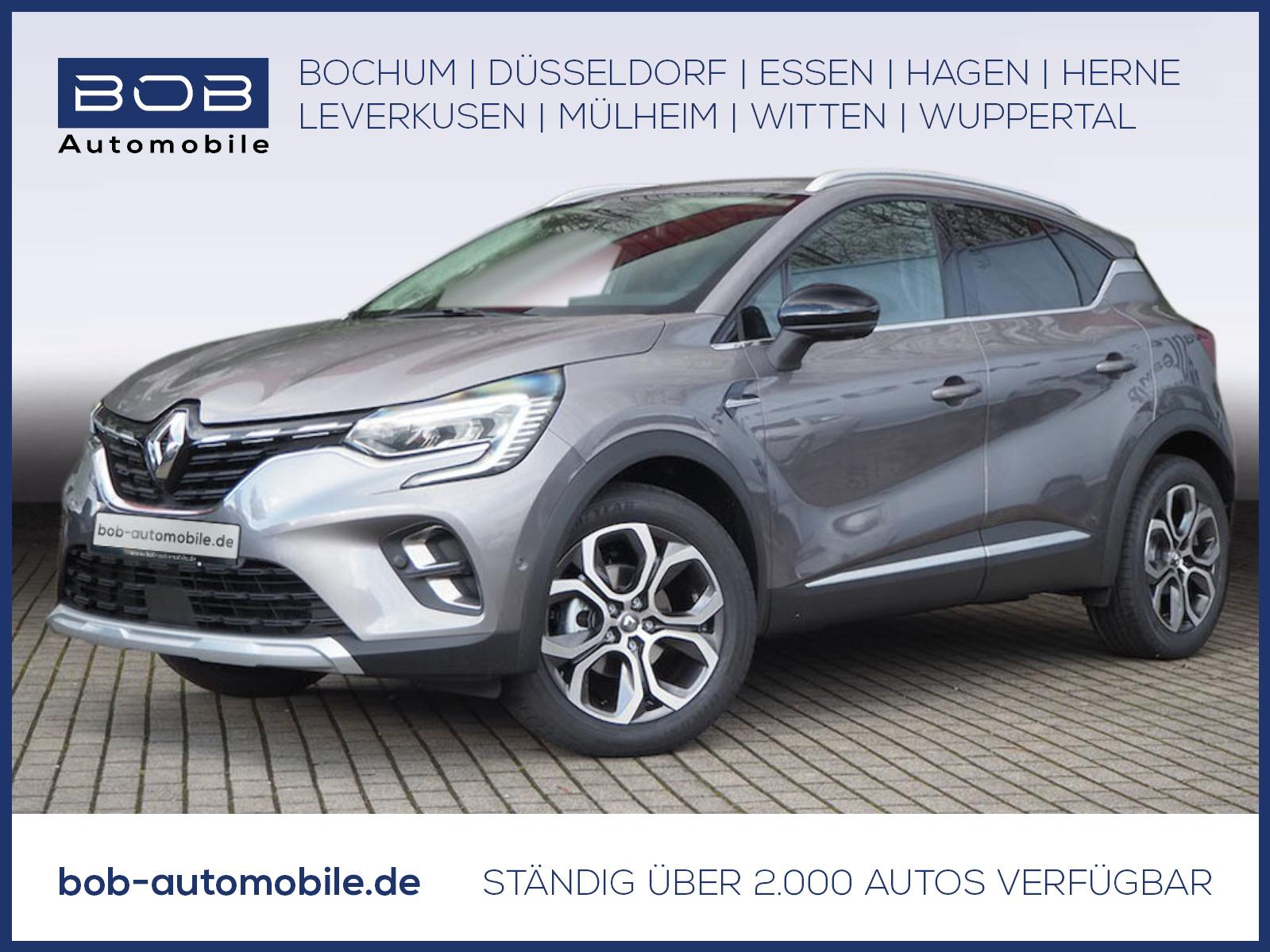 Renault Captur EDITION ONE TCe 140 EDC GPF NAVI 360°Cam, Jahr 2021, Benzin