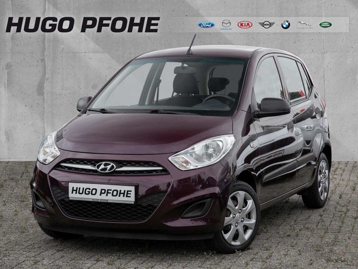 Hyundai i10 5 Star Edition, Jahr 2013, Benzin
