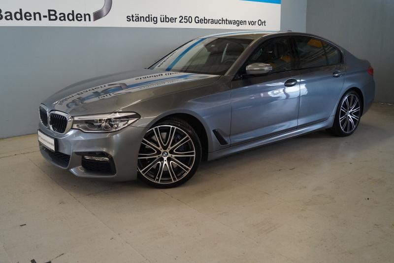 BMW 540i M Sportpaket Komfortsitze LED Innovationsp. PDC, Jahr 2017, Benzin