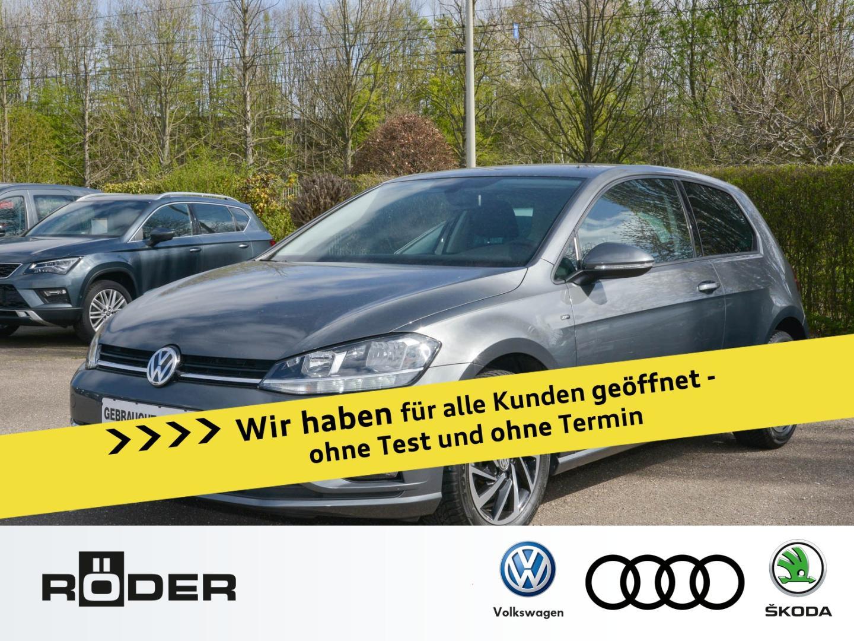 Volkswagen Golf JOIN VII 1.0 TSI BMT Navi Klimaaut ACC SHZ, Jahr 2018, Benzin