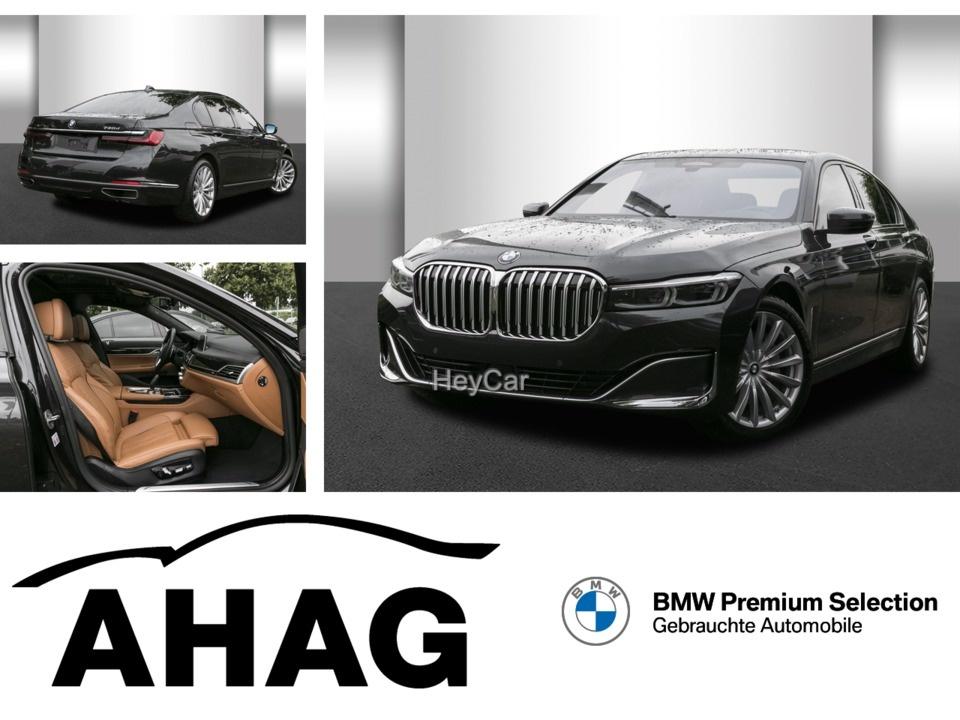 BMW 730d xDrive Innovationsp. Sport Aut. Standhzg., Jahr 2021, Diesel