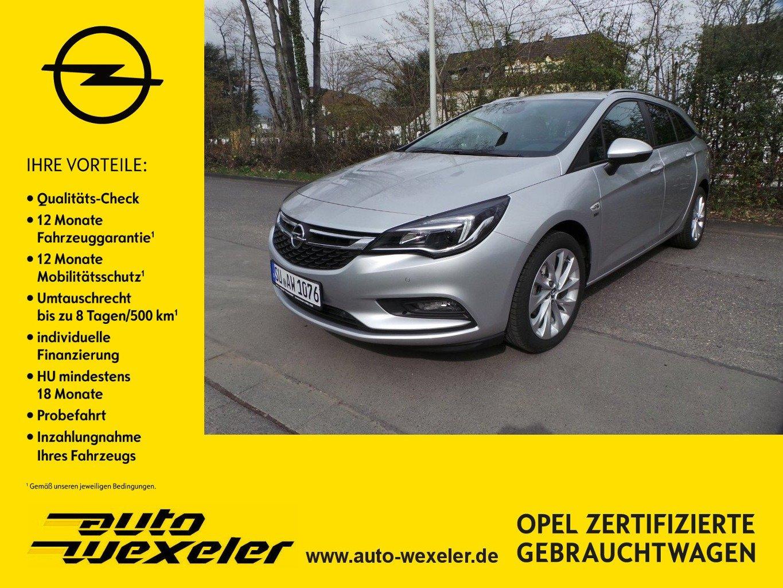 Opel Astra K ST 120 Jahre S/S,PDC,AGR,RFK,Sitzheiz., Jahr 2019, Benzin