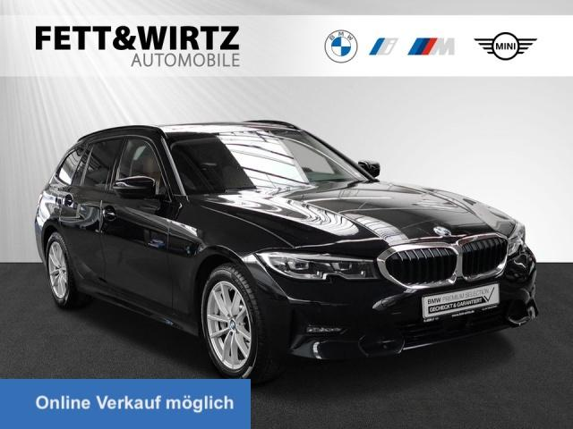 BMW 330d Touring SportLine Leas. ab 399,- br. o. Anz, Jahr 2020, Diesel