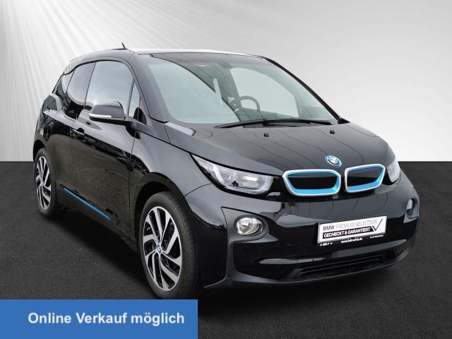 BMW i3 (94 Ah) Navi Business LED SHZ 19''LM, Jahr 2016, Elektro