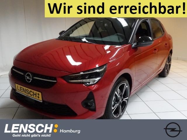 Opel Corsa F 1.2 GS Line AUTOM+KLIMAAUT+SITZHZG+PDC, Jahr 2020, Benzin
