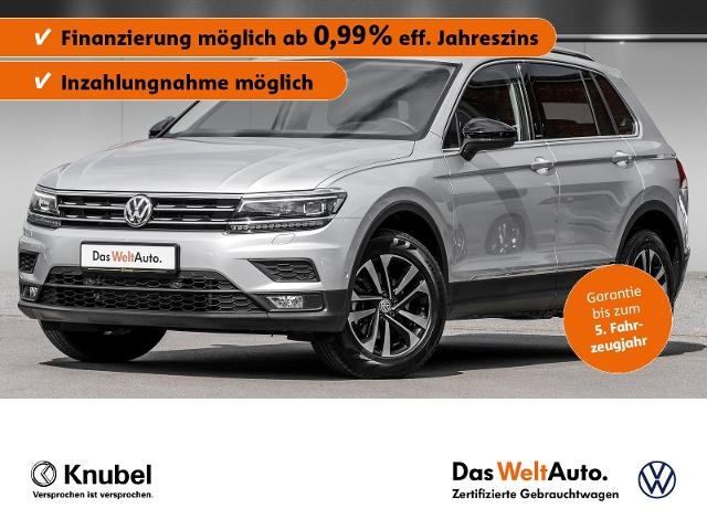 Volkswagen Tiguan IQ.DRIVE 2.0 TDI Fahrassi. HeadUp AHK LED, Jahr 2020, Diesel