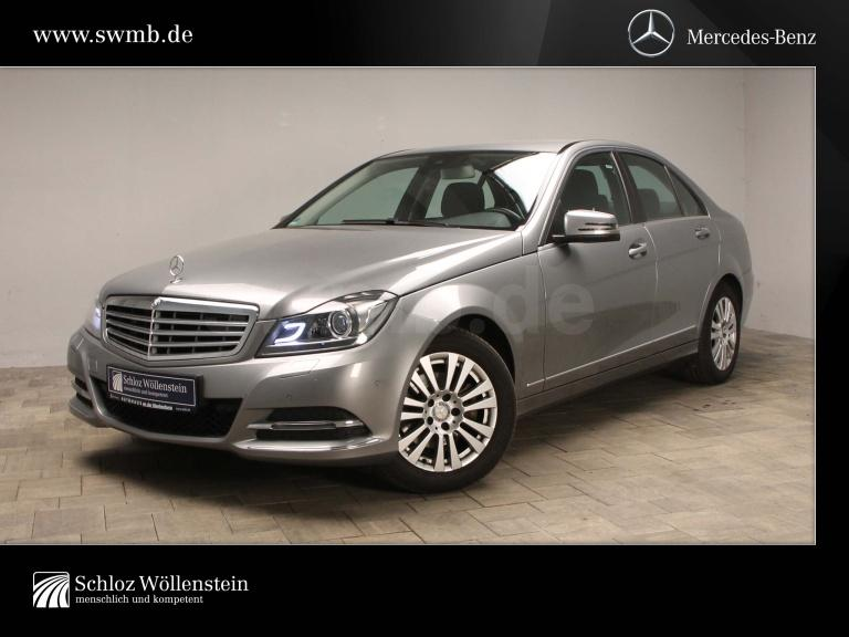 Mercedes-Benz C 180 BE Elegance/LED/Navi, Jahr 2013, Benzin
