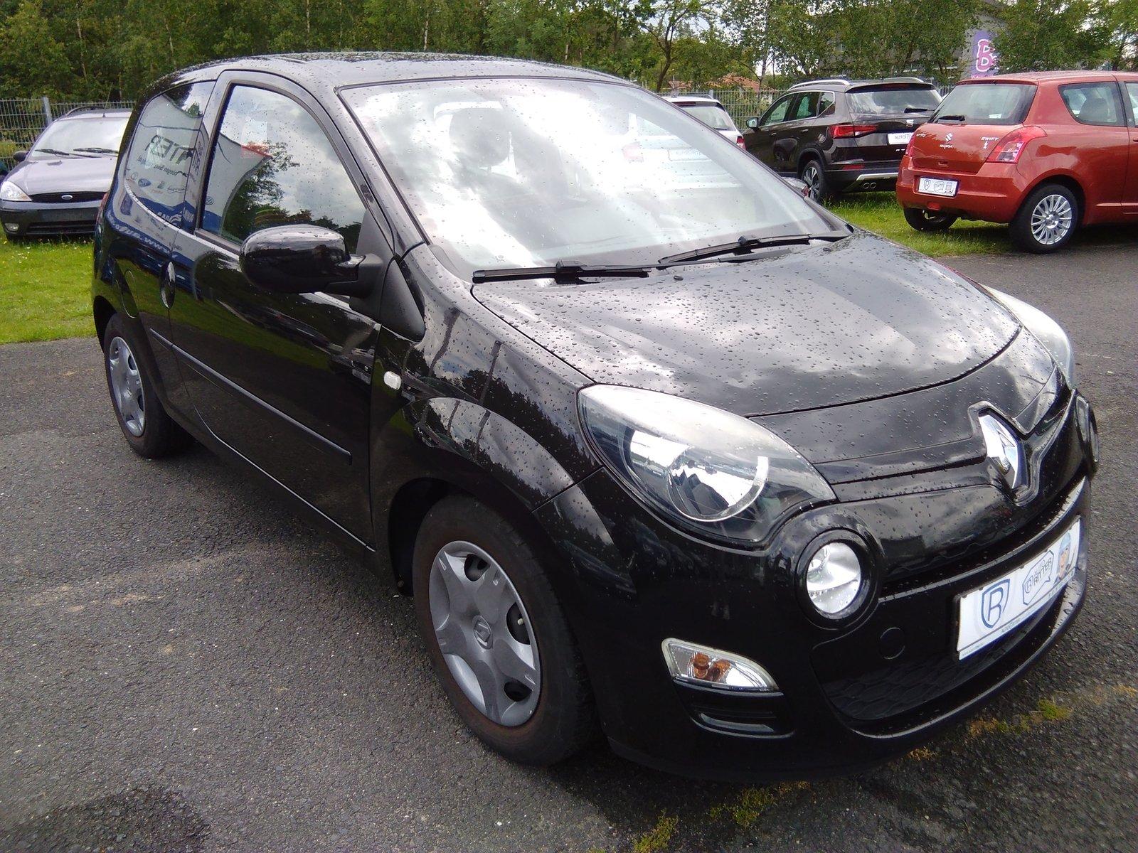 Renault Twingo Paris 1.2 KLIMA|USB|RADIO, Jahr 2013, Benzin