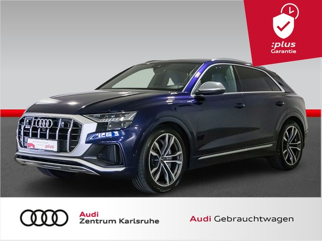 Audi SQ8 4.0 TFSI quattro tiptronic AHK, Keramik, Panorama UPE 149.810,-, Jahr 2020, Benzin