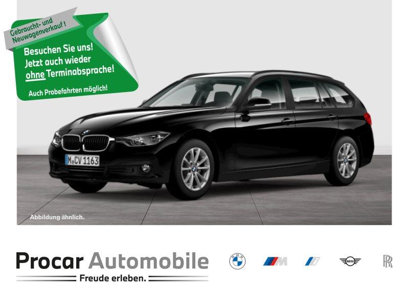BMW 320i TOURING+ADVANTAGE+HEAD-UP-LED-NAVI-BUS., Jahr 2018, Benzin