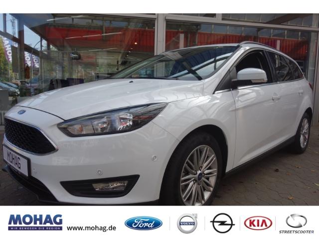 Ford Focus Cool & Connect 1.0l EcoBoost*NAVI*PDC*LMF, Jahr 2018, Benzin