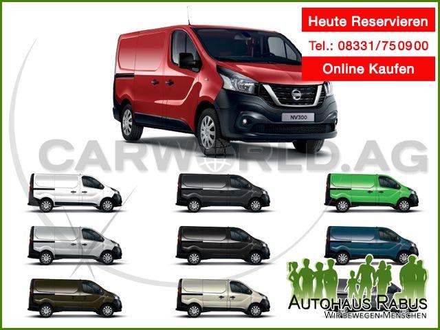 Nissan NV300 KAWA 2,7 dCi 120, NAVI, Nebel, PDC Comfort, Jahr 2020, Diesel