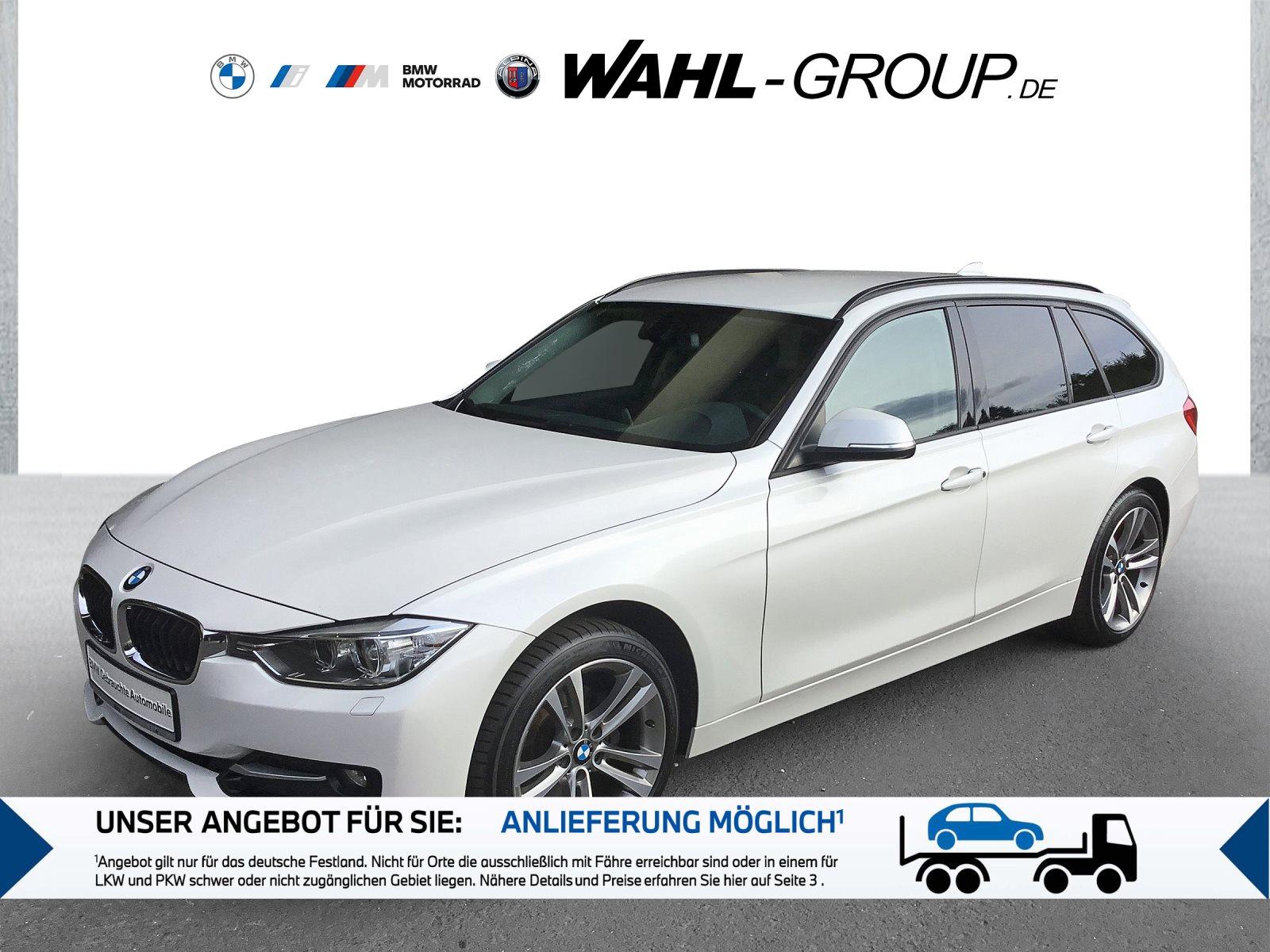 BMW 320d xDrive Touring Sport Line Xenon Navi Business, Jahr 2013, Diesel