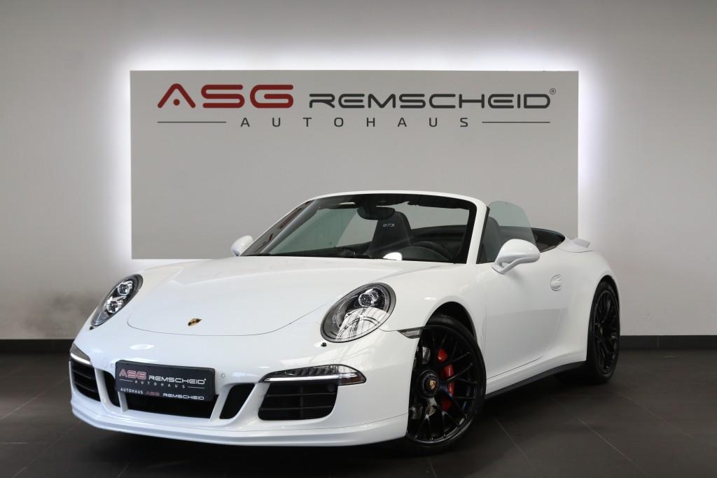 Porsche 911 (991) Carrera GTS Cabrio *LED *Carbon *BOSE*, Jahr 2015, Benzin
