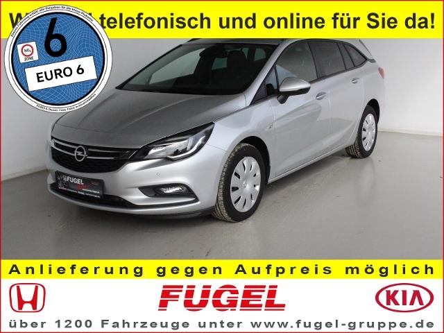 Opel Astra K ST 1.6 CDTi Business Navi|SHZ|PDC, Jahr 2019, Diesel