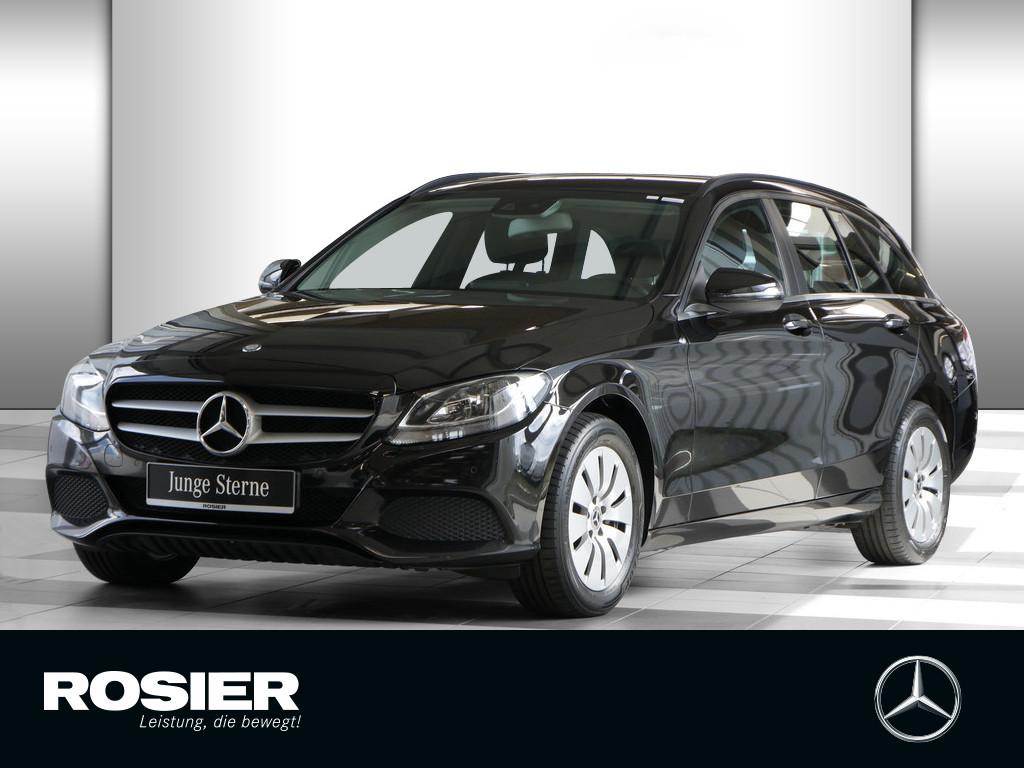 Mercedes-Benz C 220 d T, Jahr 2017, Diesel