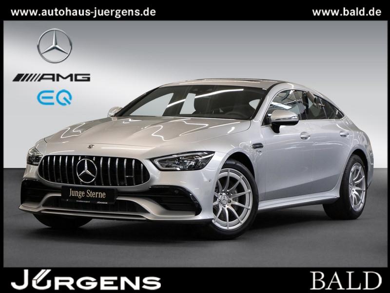 Mercedes-Benz AMG GT 43 4M+ ILS/SHD/Kamera/Standheizung/Leder, Jahr 2019, Benzin