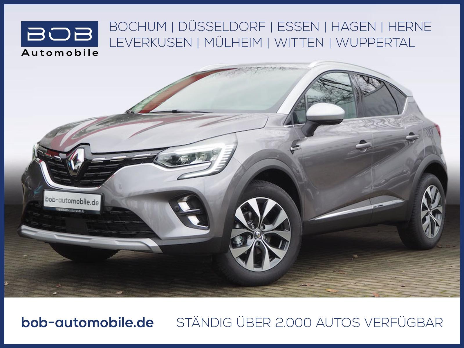 Renault Captur INTENS TCe 90 NAVI SHZ PDC City-KomfortP., Jahr 2021, Benzin