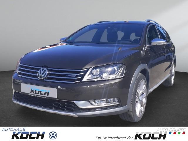 Volkswagen Passat Alltrack 2.0TDI 4M DSG Leder Navi Xenon AHK ACC, Jahr 2014, Diesel