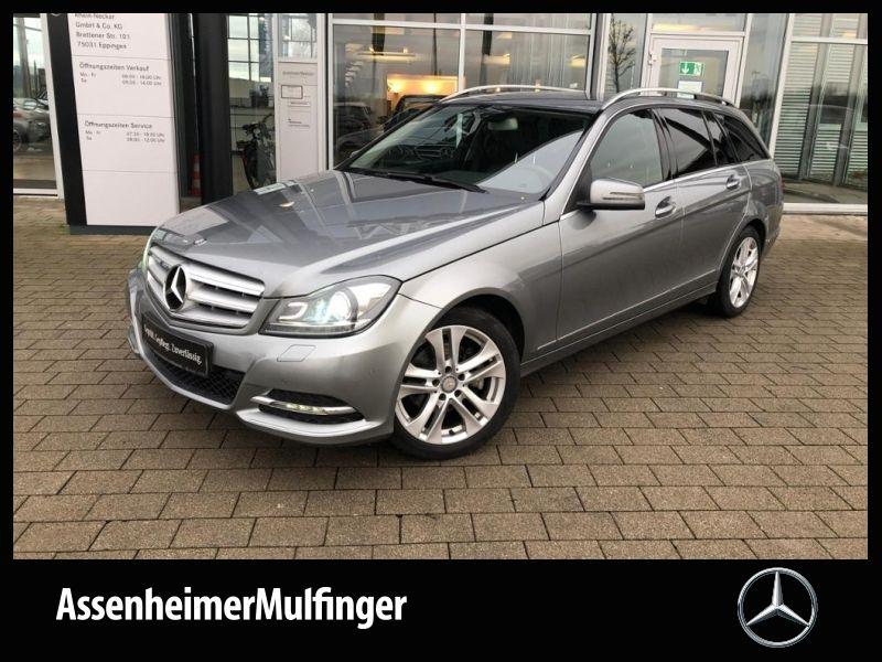 Mercedes-Benz C 220 CDI T Avantgarde **Parktronic/Navi, Jahr 2013, diesel