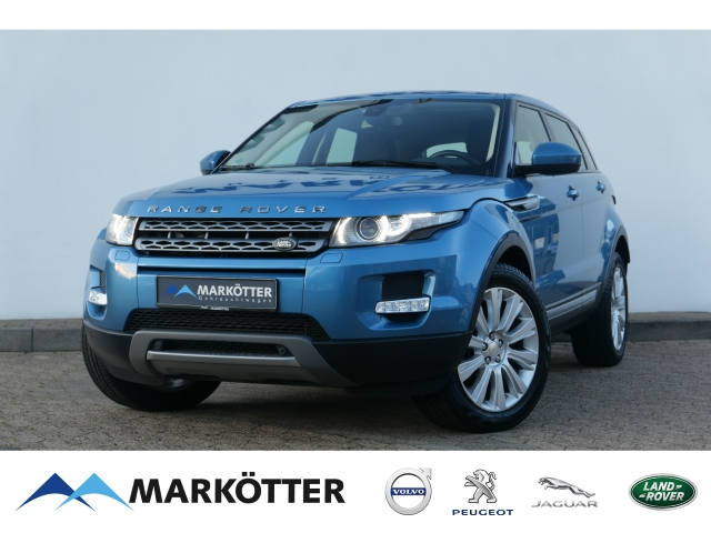 Land Rover Range Rover Evoque 2.2 SD4 Pure Technik /Xenon/, Jahr 2014, Diesel