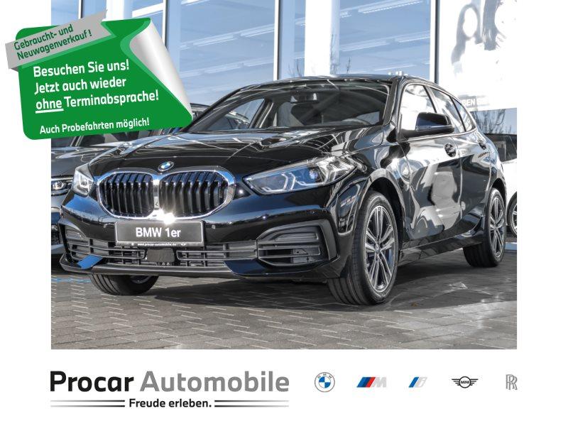 BMW 120i Advantage HiFi DAB LED WLAN Tempomat Shz, Jahr 2021, Benzin
