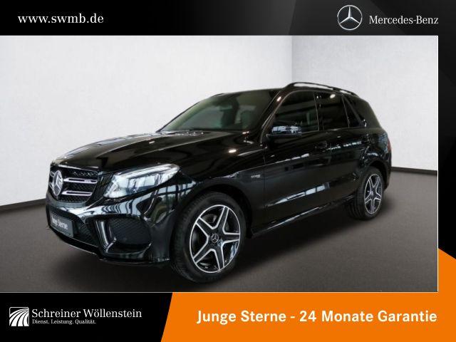 Mercedes-Benz GLE 43 AMG 4M *FAP*360*AHK*PANO*Memory*, Jahr 2017, Benzin
