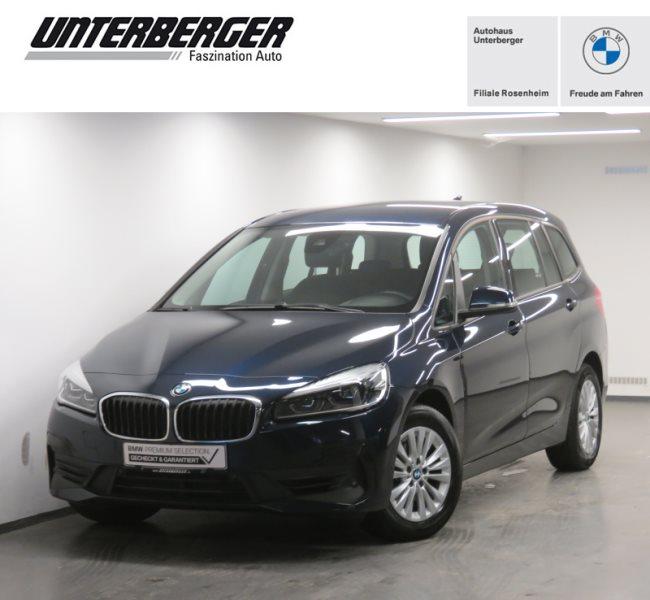 BMW 216 Gran Tourer i Advantage LED Navi Tempomat, Jahr 2019, Benzin