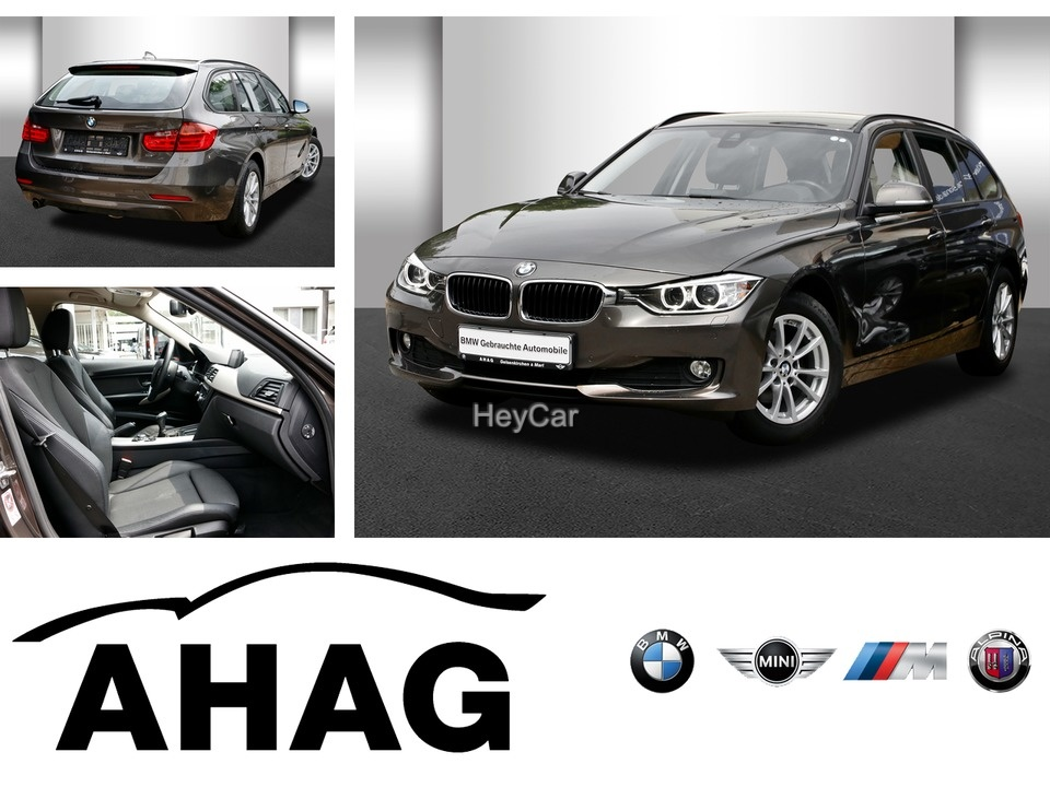 BMW 318d xDrive Touring Innovationsp. Navi Business, Jahr 2015, Diesel