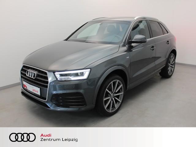 Audi Q3 2.0 TDI sport S-tronic *Pano*LED*Navi*, Jahr 2017, Diesel