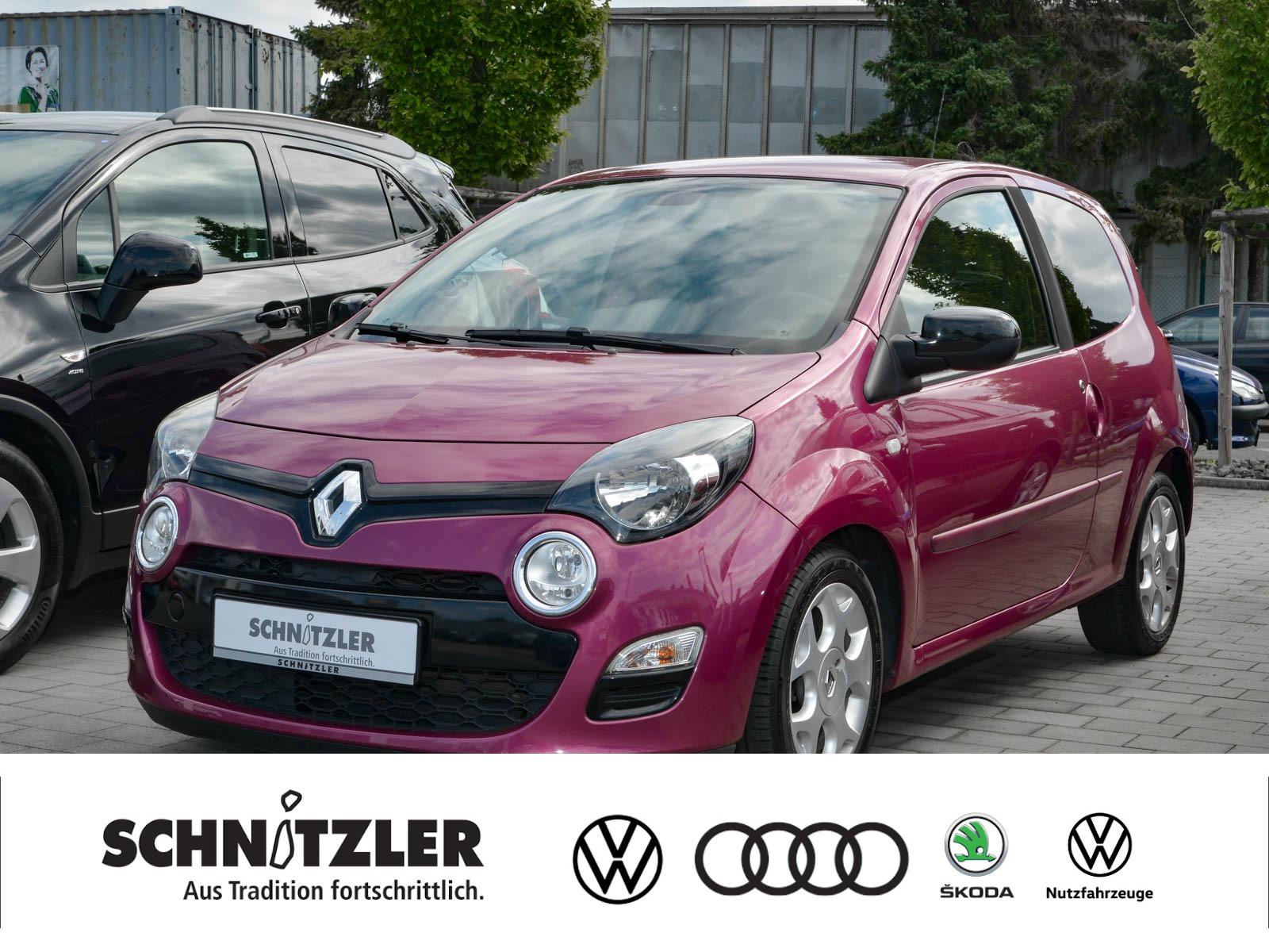 Renault Twingo 1.2 Dynamique KLIMA+++, Jahr 2014, Benzin