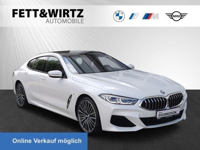 BMW 840i xDrive GC M-Sport Leas. ab 915,-- br.o.Anz., Jahr 2019, Benzin