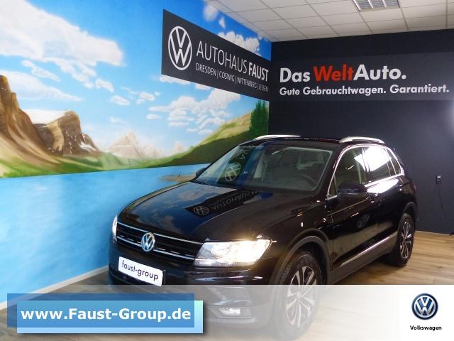 Volkswagen Tiguan IQ.DRIVE UPE41500 NAVI AHK ACC AppConnect, Jahr 2020, Diesel