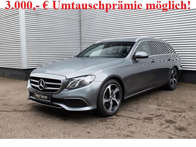 Mercedes-Benz E 300 T d Avantgarde Sportstyle+SHD+AHK+Kamera, Jahr 2020, Diesel