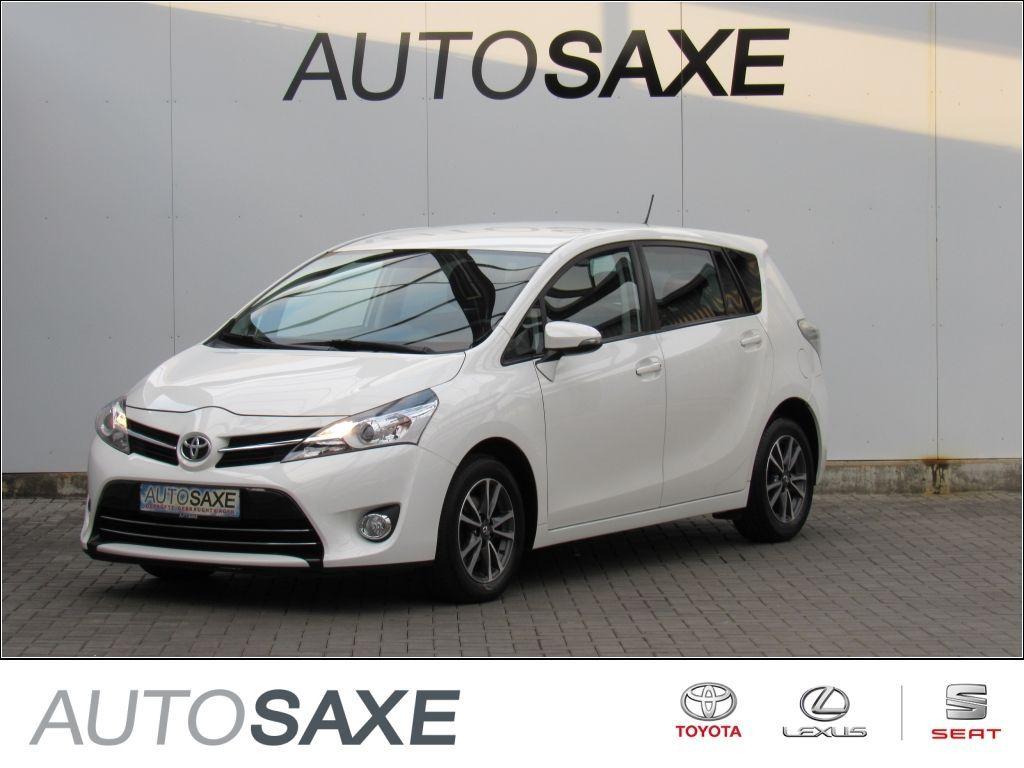 Toyota Verso 1.6 D-4D Comfort*NAVI*KLIMA*SHZ*LMR*NSW*, Jahr 2014, diesel