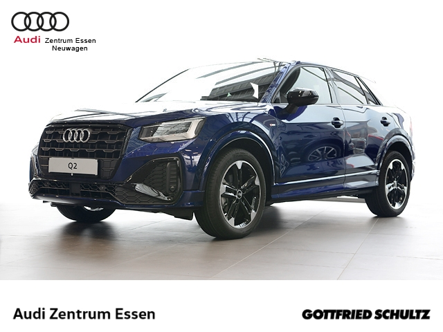 Audi Q2 S LINE 35 TFSI TRONIC S-Line 18 Alu Rückfahrkam Navi uvm., Jahr 2021, Benzin