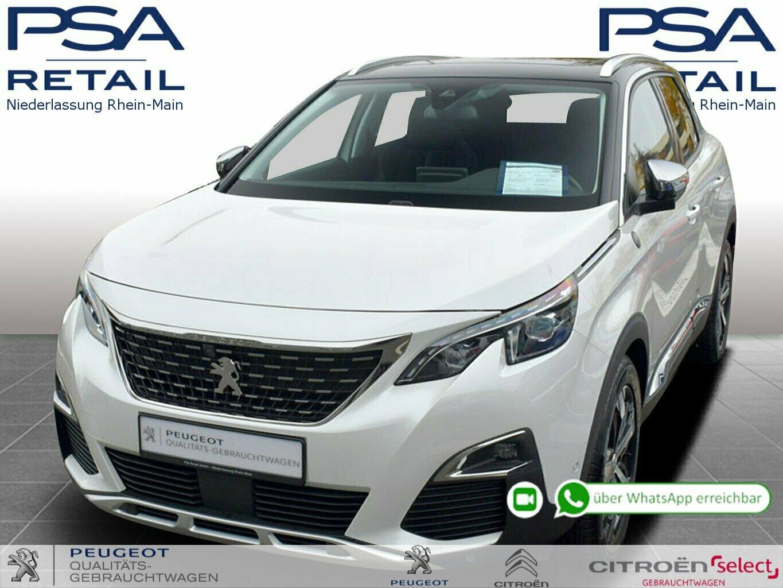 Peugeot 3008 PTech 180 S&S GPF EAT8 Crossway *FullLED*360*FOCAL*GSD*, Jahr 2019, Benzin