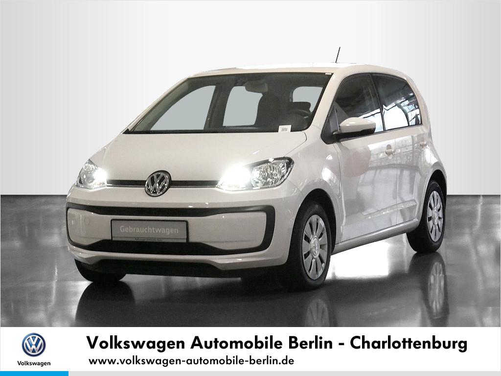 Volkswagen up! 1.0 move up! BMT, Jahr 2018, Benzin