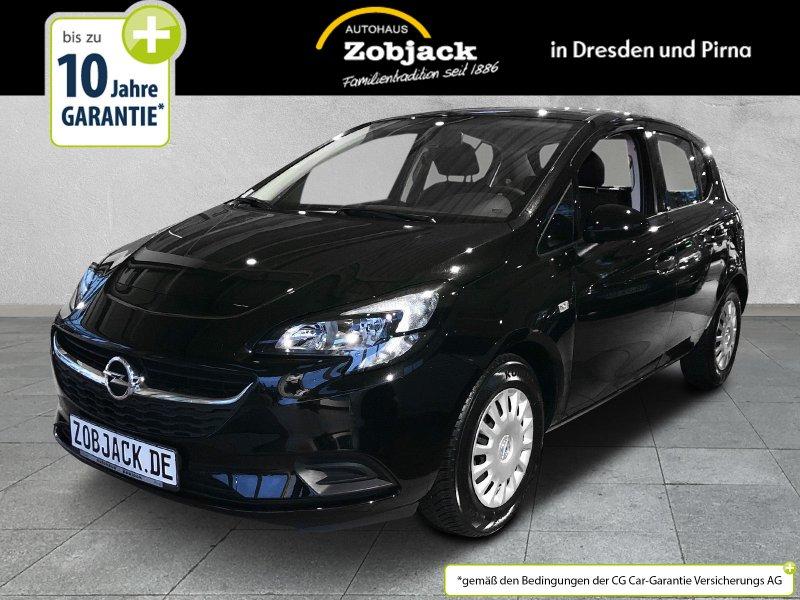 Opel Corsa-E 5-trg. Selection 1.2 Klima,Allwetter, Jahr 2017, Benzin