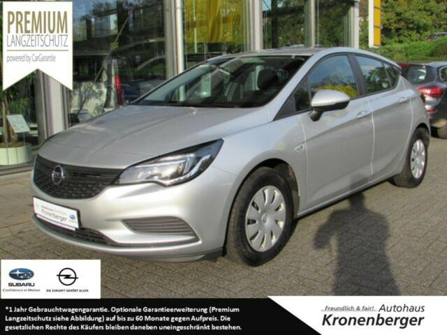 Opel Astra K 1.0 5-tÃrig Selection Bluetooth, Jahr 2016, Benzin